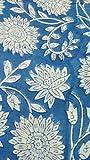 Handicraftofpinkcity Baumwollstofff, elegantes indisches