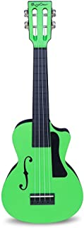 BugsGear Adventure Travel Concert Ukulele (Green)