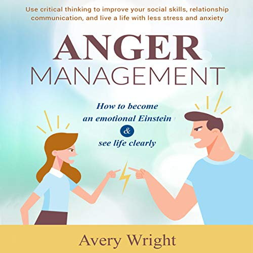 Anger Management Audiobook By Avery Wright cover art