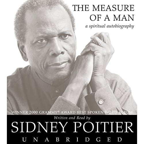 The Measure of a Man Audiobook By Sidney Poitier cover art