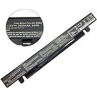 A41-X550A Batería para ASUS X550CA X550LB A450 A550 F450 F550 F550C F550L F552 F552C F552CL K550 K550C X450 X552 X552EA FX50JK F550C R510CA X550V Ordenador [A+++ 4 Celdas, 2950mAh 15V]-1 año Garantía