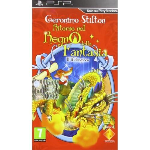 Geronimo Stilton 2: Regno Della Fantasia
