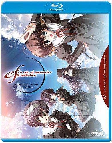 Ef: Tale of Memories & Melodies [Blu-ray]