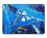GangdaoCase Carcasa rígida de plástico ultra delgada para MacBook Pro de 13 pulgadas Retina Display No CD-ROM A1425/A1502 (Pintura B 0511)