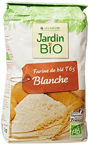Jardin Bio Farine de Blé Blanche T 65 1 kg