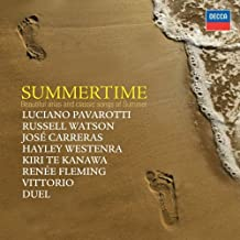 Summertime: Beautiful Arias & Classic Songs