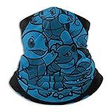 Gorgasy Monster Of The Pocket Water Starters Droplet Unisexe Multifonctionnel Chapeaux Bandana Face Cover Protection UV/Poussière Réutilisable Lavable Respirant Balaclava