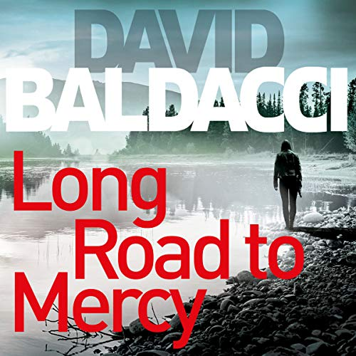 Long Road to Mercy audiobook cover art
