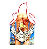 Pollo recogepelotas Delantal