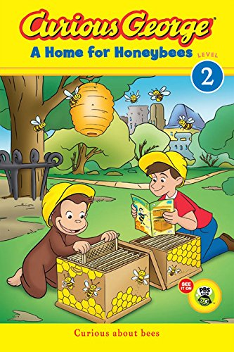 Curious George A Home for Honeybees (CGTV Early Reader)