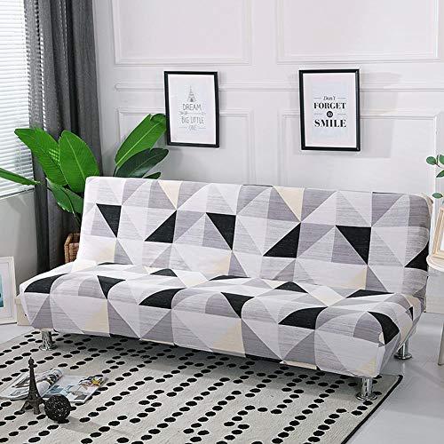 Funda de sofá cama sin brazos