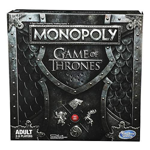 Hasbro Monopoly Game of Thrones