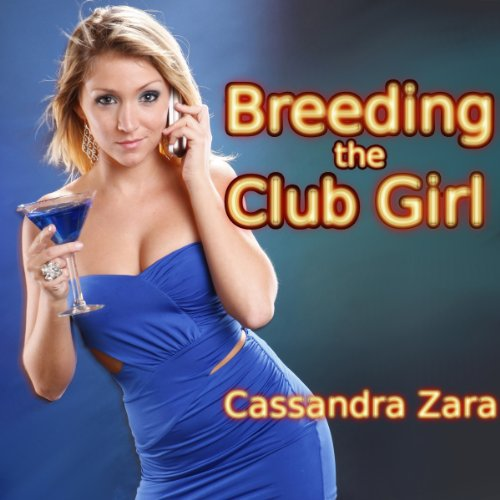 Breeding the Club Girl audiobook cover art