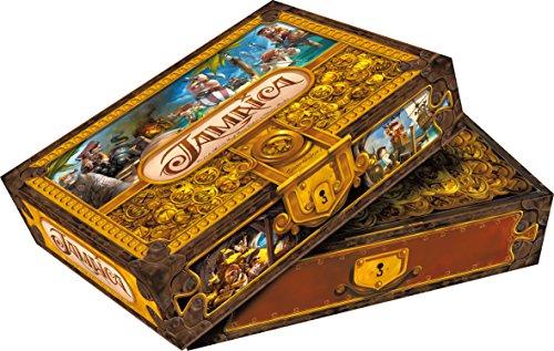 Jamaïca Asmodee Gesellschaftsspiel Brettspiel Familienspiel
