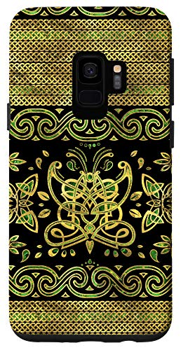 Galaxy S9 Celtic Butterfly Ornament Case