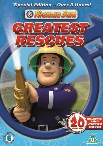 Fireman Sam - Sam's Greatest Rescues [DVD] [2011] [UK Import]
