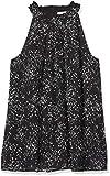 ESPRIT Damen 119EE1F001 Bluse, Schwarz (Black 2 002), (Herstellergröße: 42)