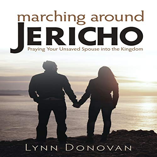 Marching Around Jericho audiobook cover art