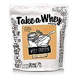Take-A-Whey Batido de Proteína de Suero, Mantequilla de Cacahuete 900 g