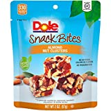 DOLE SNACK BITES Almond Clusters 2 Ounce (Pack of 12)...