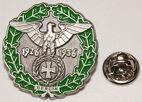 Berlijn 1926-1936 adelaar EK lauwerkrans l badge l pin 342