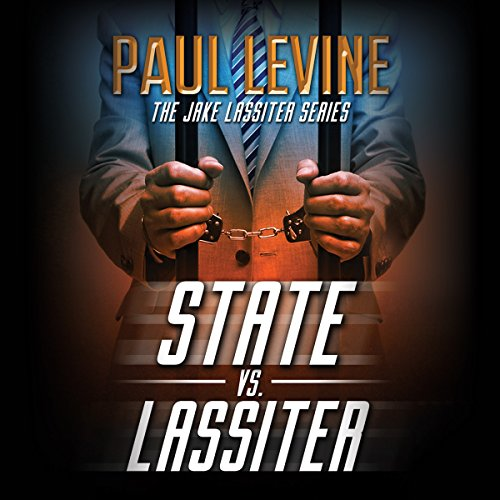 State vs. Lassiter audiobook cover art