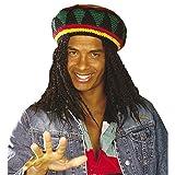 WIDMANN - Cappello Reggae/Rasta