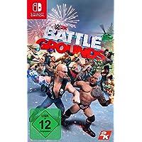 WWE 2K Battlegrounds -