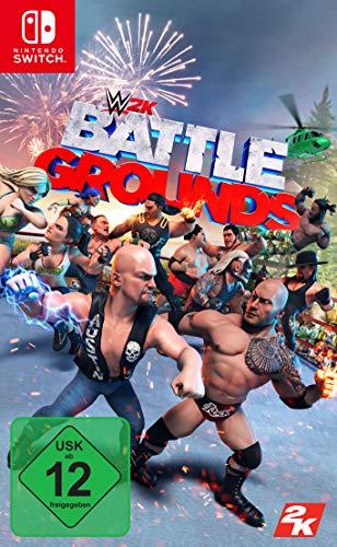 WWE 2K Battlegrounds - [Nintendo Switch]