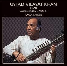 Ustad Vilayat Khan Sitar Akram Khan - Tabla Raga Shree