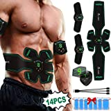 A-TION EMS Trainingsgerät Elektrische Muskelstimulation Bauchmuskeltrainer