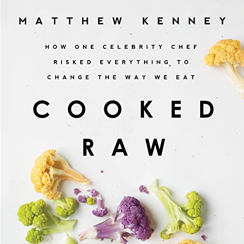 Cooked Raw audiobook cover art