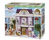 Sylvanian Families - Le Village - La Grande Maison de Ville - 5365 - Maison de Poupée - Mini Poupées