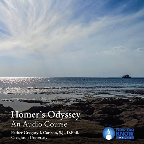 Homer's Odyssey: An Audio Course audiobook cover art