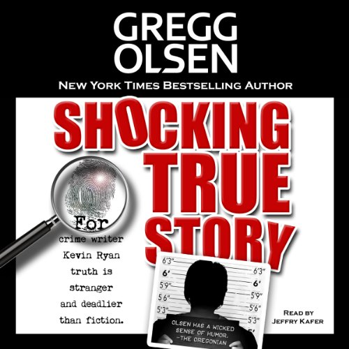 Shocking True Story audiobook cover art