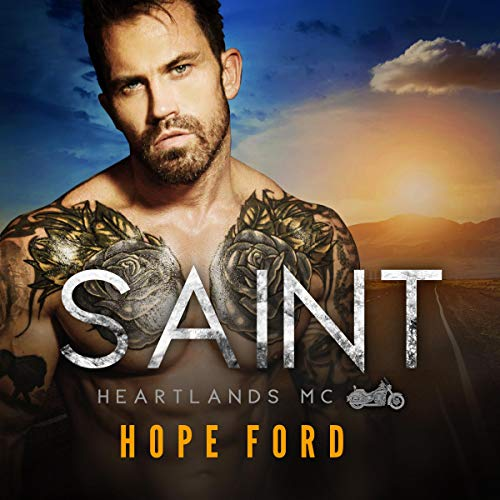 Saint Audiobook By Hope Ford cover art