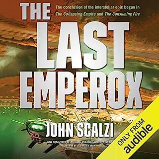 Page de couverture de The Last Emperox