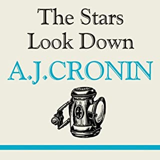 The Stars Look Down audiobook cover art
