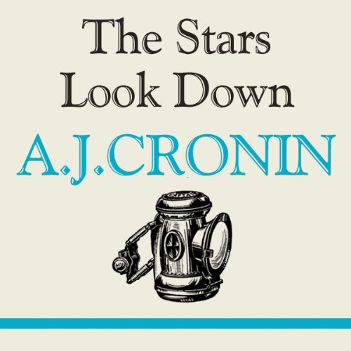 The Stars Look Down  By  cover art