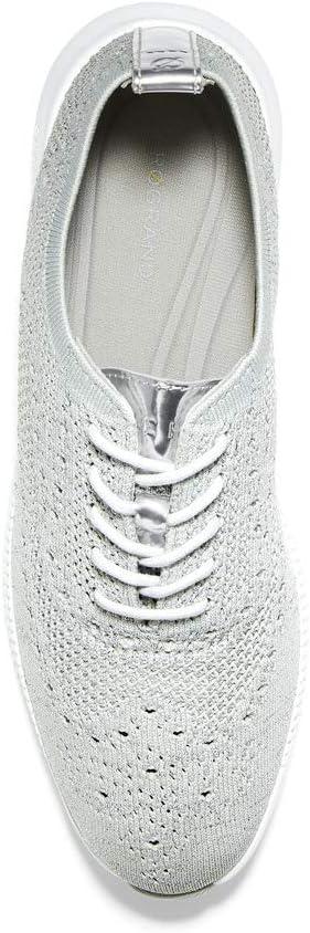 Ch Argento/Glacier Grey Knit/Optic White