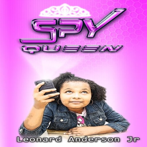 Spy Queen audiobook cover art