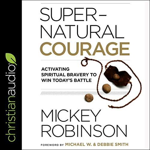 Supernatural Courage cover art