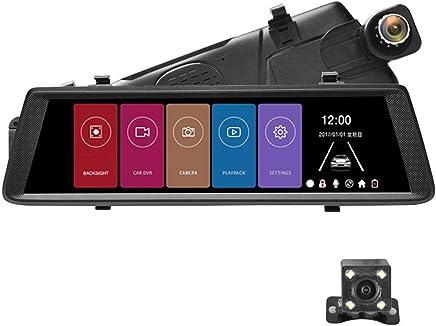 Amazon com: Dash & App - In-Mirror Video / Car Video