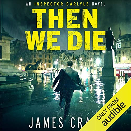Then We Die audiobook cover art