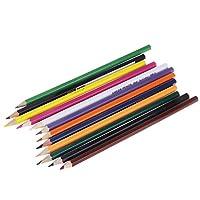 Sariyao 12色の木の絵筆1箱 高濃度スケッチ学生描画鉛筆  無毒な木の学用品のため
