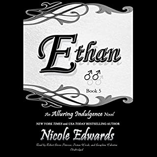 Ethan audiobook cover art