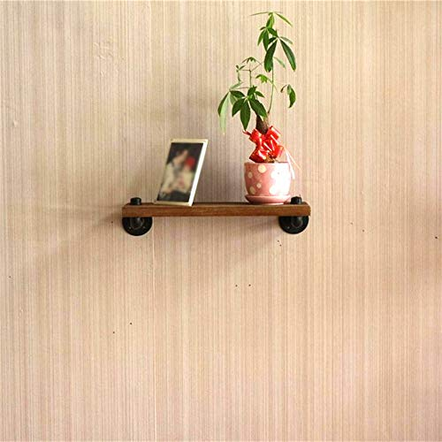 Estante colgante de pared decorativa Flotante Palets De Madera Que Cuelga De La Pared Pantalla Inicial Estantes De Madera Decorativa En Bastidor Con Capacidad Soporte De Cassette Para la decoración de