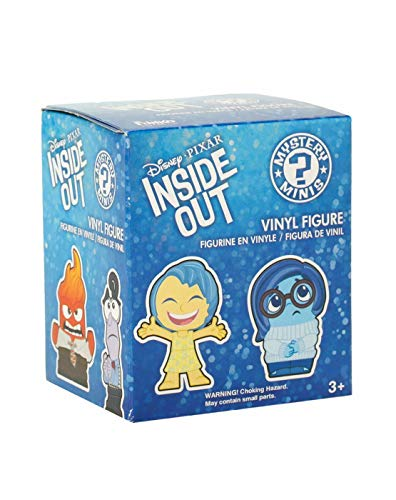 Unisex-Adultos - Funko - Inside Out - Funko Mini