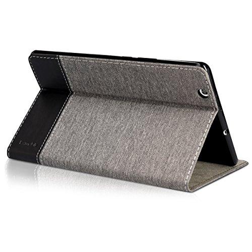 kwmobile Huawei MediaPad M3 8.4 Hülle - Tablet Cover Case Schutzhülle für Huawei MediaPad M3 8.4 mit Ständer - 6