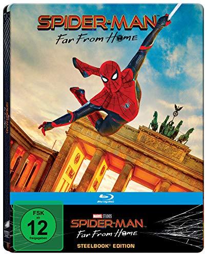 Spider-Man: Far from Home - SteelBook Brandenburger Tor